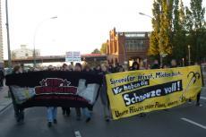 9.10.2010 - 1000-Zäune-Demo auf der Stralauer Allee